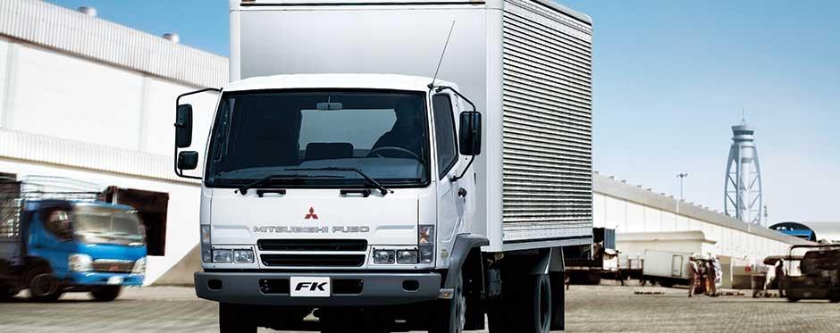 Range : Medium Duty Truck - Fighter - Fuso official website - CFAO